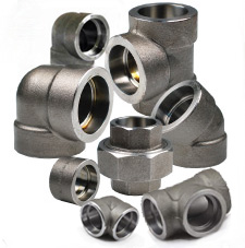 STAINLESS STEEL FORGED PIPE FITTINGS MANUFACTURER IN INDIA