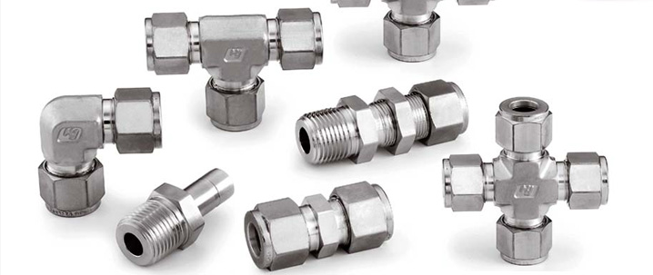 ASTM A276 Stainless Steel 321 Tube Fittings manufacturer