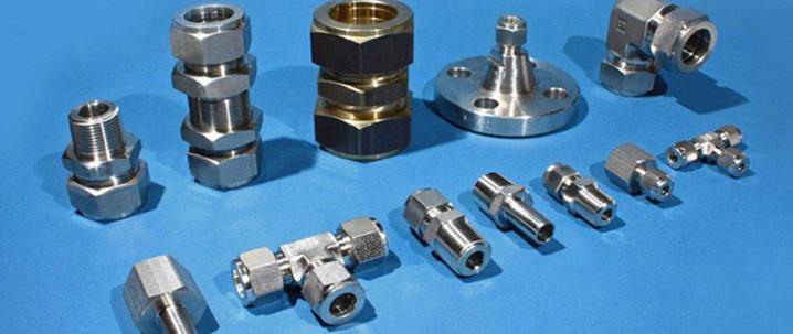 ASTM B366 Inconel 601 Tube Fittings