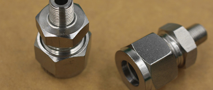 Male Connector tube fittings