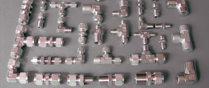 ASTM B366 Monel 400 Tube Fittings