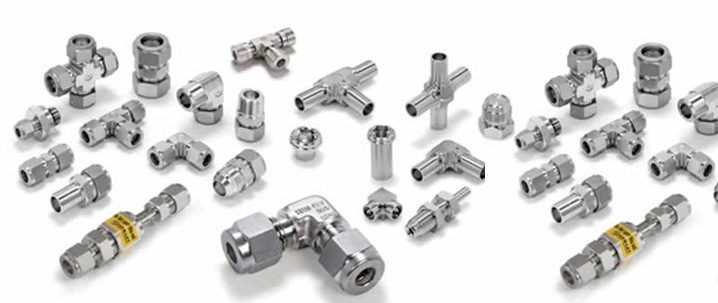 Nickel 201 Tube Fittings ASTM B366 Manufacturer