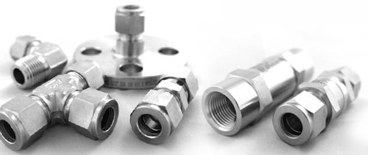 Titanium Tube Fittings UNS R50400